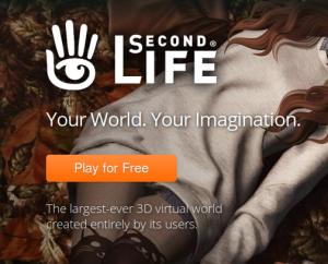 Second Life Your World. Your Imagination.